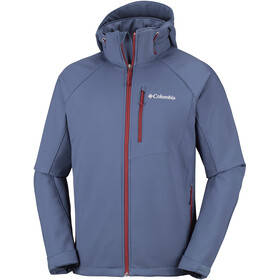 Columbia Cascade Ridge II Softshell Jas Heren, dark mountain